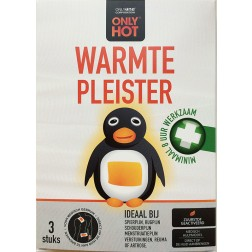 Only Hot Warme pleisters
