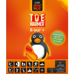 Only Hot Toewarmers